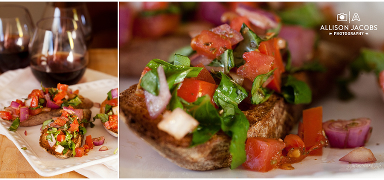 Bruschetta food photography styling challenge the for 360 inspired cuisine lethbridge