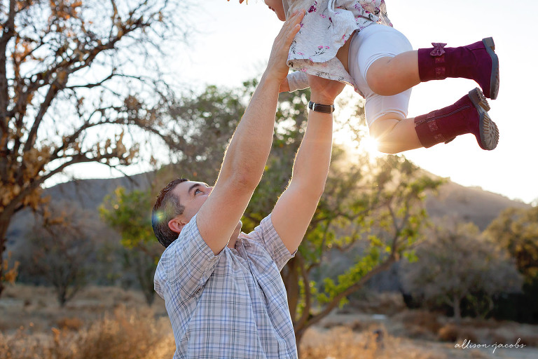 ladera ranch family photo session